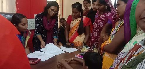 Land and Livelihood survey of VJNT communities