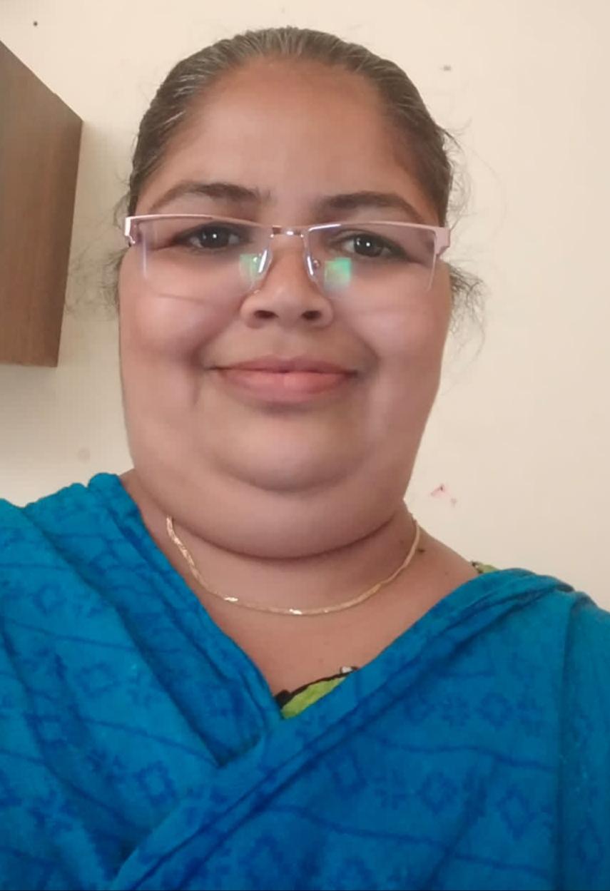 Mrs. Kalpana Mohite (B.A.)
